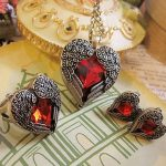 heart wing Jewelry Sets  (1)-500x500